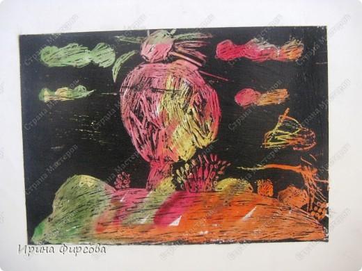 Рисунки Ани фото 11