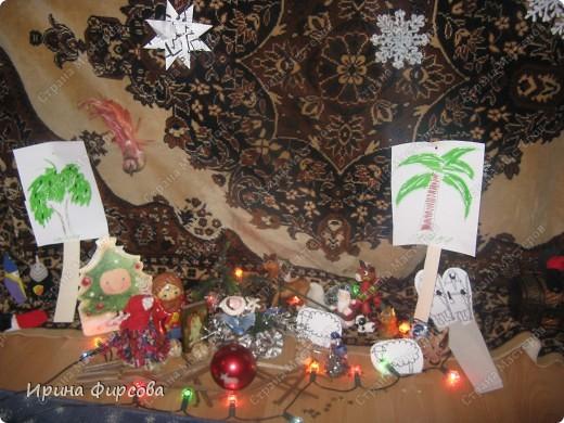 Рождественский вертеп фото 4