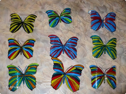Зима еще не закончилась, а ко мне уже прилетели бабочки)))) фото 8