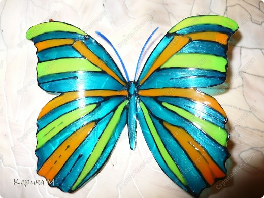 Зима еще не закончилась, а ко мне уже прилетели бабочки)))) фото 7