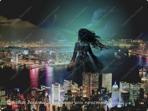 Девушка на воде. фото 2