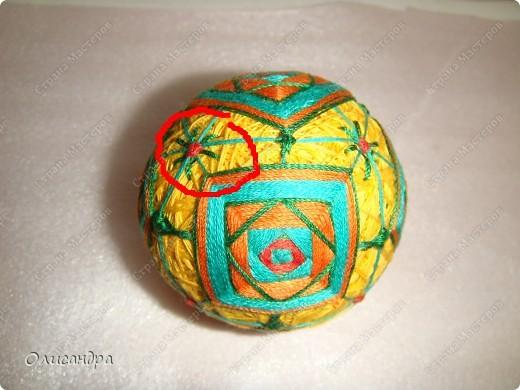 Темари- красивые шарики, которые очень приятно... не только держать в руках, но и делать... Здесь Вы можете подробно узнать об этом прекрасном искусстве... http://www.temari.ru/index.php http://leit.ru/modules.php?name=Pages&pa=list_pages_categories&cid=33 фото 23