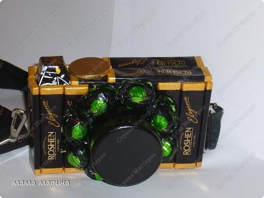 Вот появился на день рождения  фотографу любителю такой вот фотоаппарат фото 3