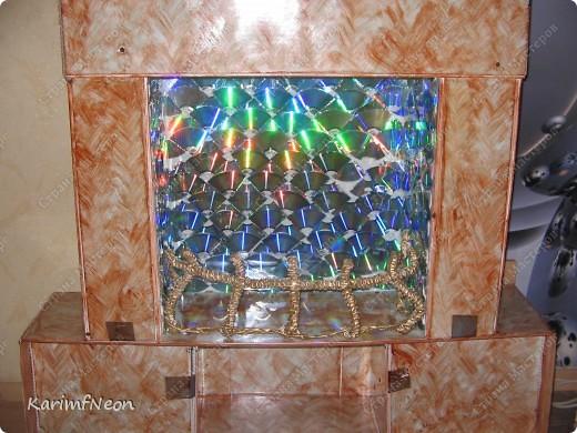 Декор моего камина, почти, завершен.  Как его сделать я подробно написал в моём блоге. Добро Пожаловать :) фото 2