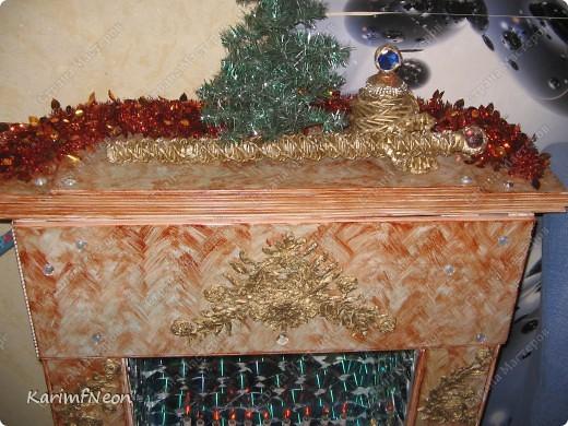 Для моего камина понадобился антураж.. Пришлось сделать регалии Российской Империи. Корона уже на подходе. :)))) фото 4