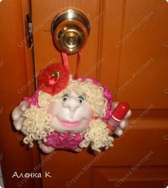 """Куколка """"Модница"""""""