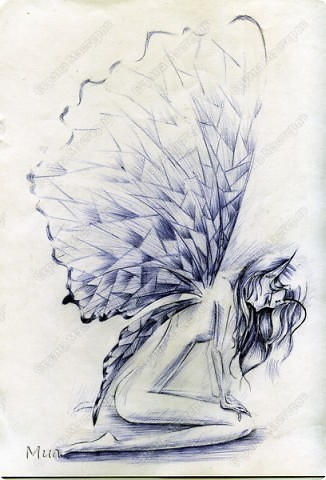 Картина панно рисунок рисование и