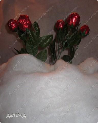 Цветочки выглянули из-под снега... фото 1