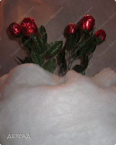 Цветочки выглянули из-под снега... фото 4