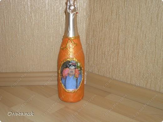 Бутылочка на день рождения. фото 1