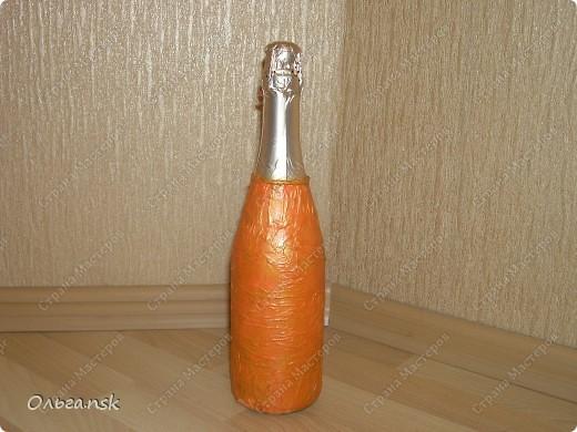 Бутылочка на день рождения. фото 2