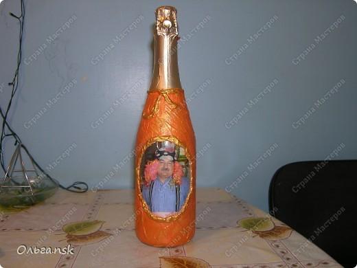 Бутылочка на день рождения. фото 3