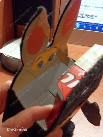 Зайчонок-копилка фото 2