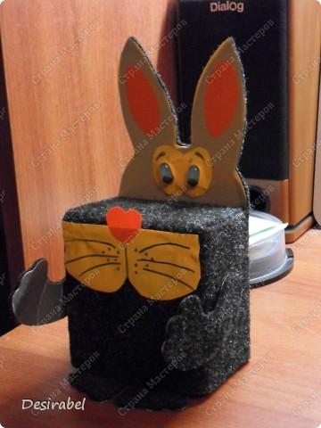 Зайчонок-копилка фото 5