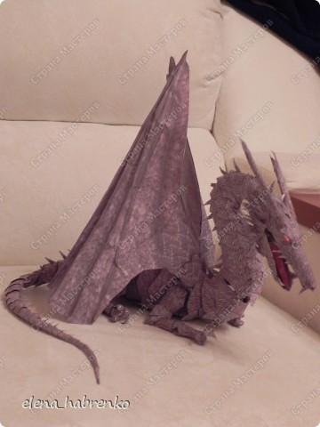 Повторялка. Дракон. фото 2