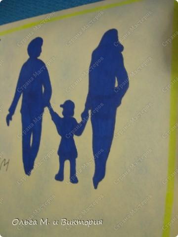 Наконец-то готов плакат, который задали сыну по основам права в школе... Спасибо всем, кто помогал идеями и советами ранее : http://stranamasterov.ru/node/116986 фото 4