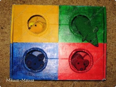 Норки для мышек... фото 2