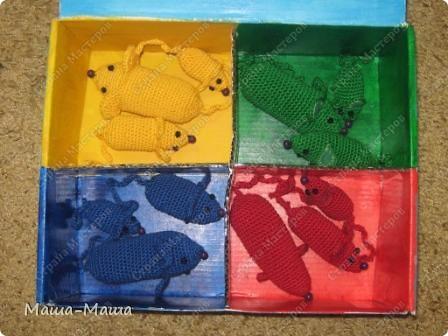 Норки для мышек... фото 4