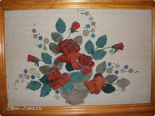 Букет из роз. фото 1