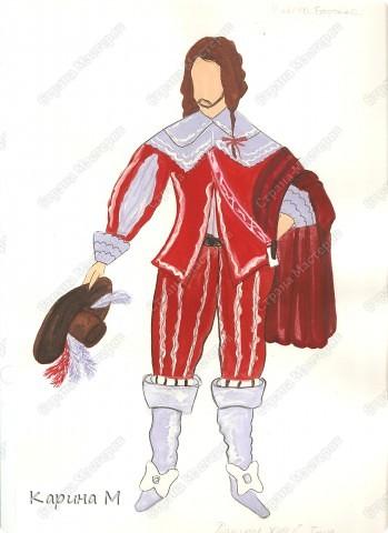 костюм Византии фото 2