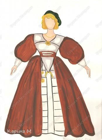 костюм Византии фото 3