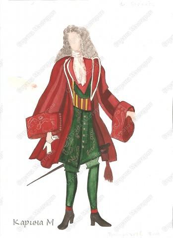 костюм Византии фото 5