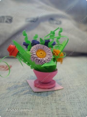 моя первая ваза с цветами фото 2