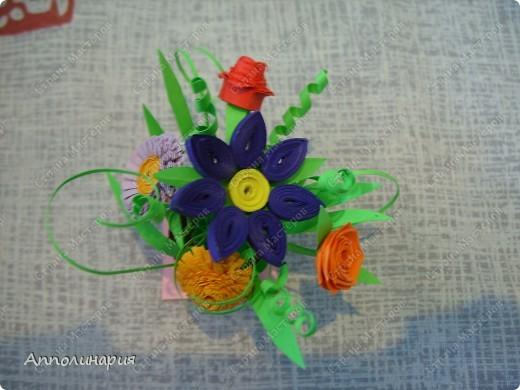моя первая ваза с цветами фото 4