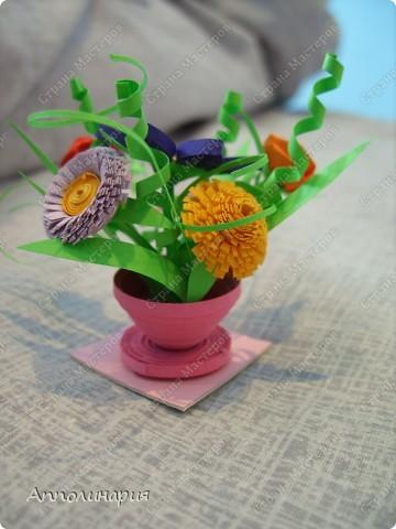 моя первая ваза с цветами фото 5