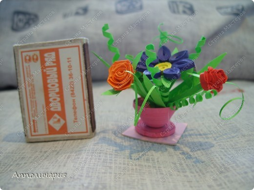моя первая ваза с цветами фото 6