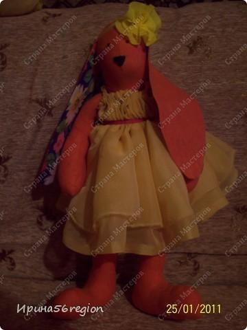 первая Тильдочка - Кролик фото 1