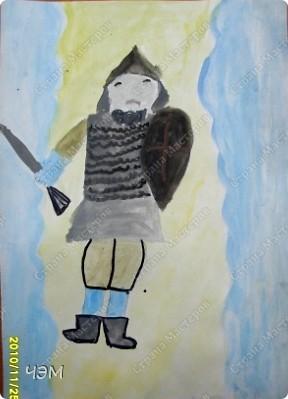 Детские работы, 4 класс фото 6