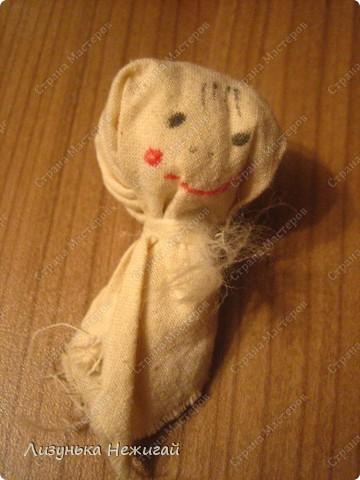 Вот такая масленичная куколка должна получиться фото 2