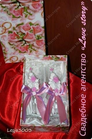 Розовая нежность фото 3