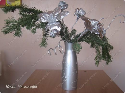 Альтернатива новогодней красавицы.  фото 1
