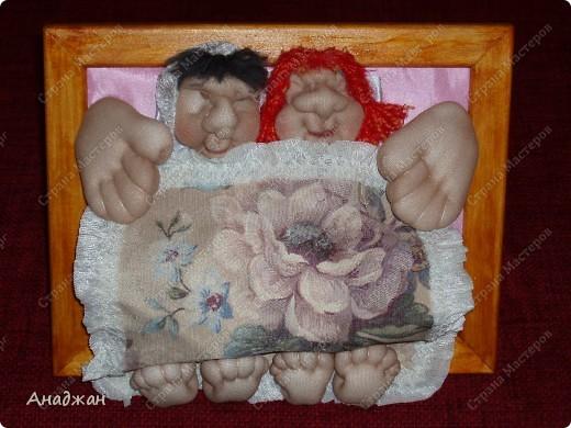 Вот и вторая родилась бабулечка, уже обрела свою семью. фото 16