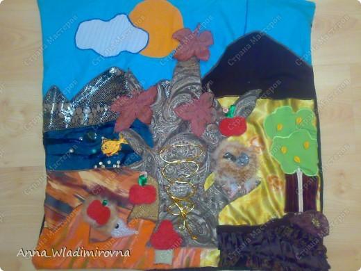 """Представляю на Ваш суд мои работы - мои любимые развивающие коврики для моих любимых малышей.  Всего ковриков сшито очень много, если кого то заинтересуют такие работы - добавлю еще фото. Спасибо, что заглянули!  Коврик """"Автотрек"""" фото 12"""