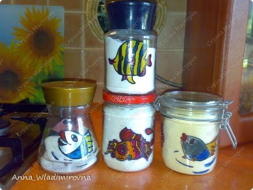 Кухонные баночки. Мои кухонные помощники и друзья - мои баночки) фото 7