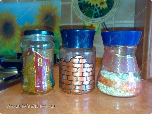 Кухонные баночки. Мои кухонные помощники и друзья - мои баночки) фото 11