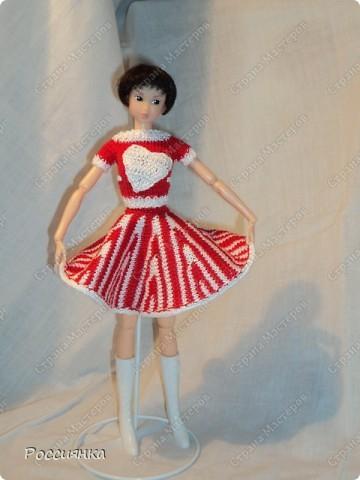 Куклы - валентинки фото 3
