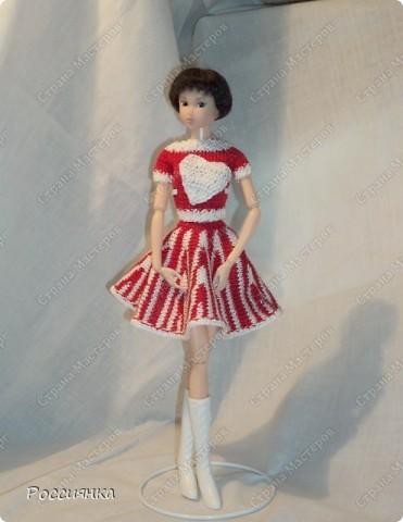 Куклы - валентинки фото 4