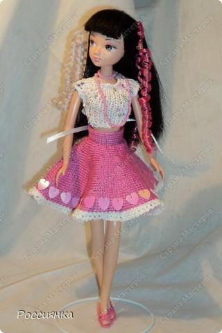Куклы - валентинки фото 1