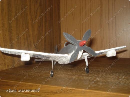 """Это мой первый самолёт """"А-15""""- планер фото 3"""