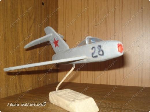 """Это мой первый самолёт """"А-15""""- планер фото 4"""