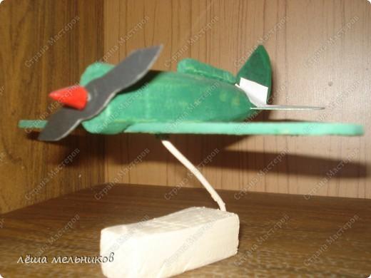 """Это мой первый самолёт """"А-15""""- планер фото 6"""