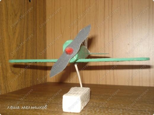 """Это мой первый самолёт """"А-15""""- планер фото 5"""