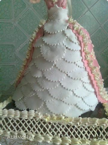 Торт барби для внучки продукты