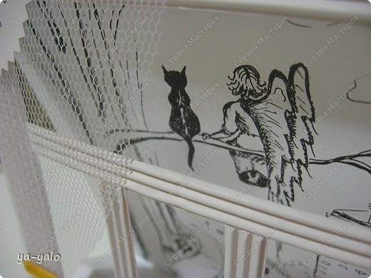 Почему кошки так любят сидеть на окне? Почему так пристально вглядываются в даль? Что видят там они? Может быть, то, что не дано видеть нам, людям?  фото 6