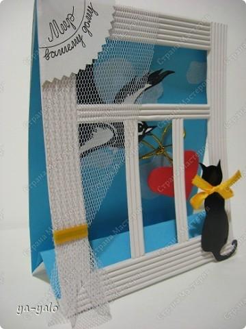 Почему кошки так любят сидеть на окне? Почему так пристально вглядываются в даль? Что видят там они? Может быть, то, что не дано видеть нам, людям?  фото 10