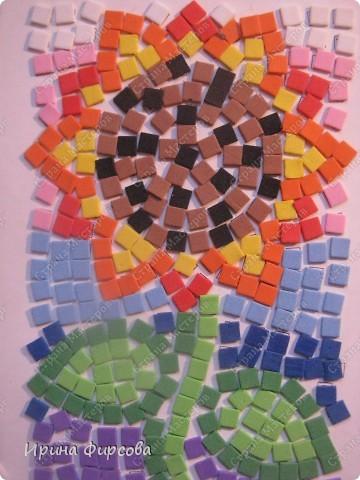 Морской конёк. Не хватило красных квадратиков - думаю либо из бумаги сделать, либо из поделочной резины (только где она продаётся, пока не встречала...) фото 3